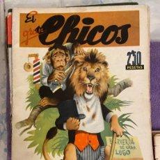 Tebeos: EL GRAN CHICOS LOTE DE 41 ENTRE EL 1 Y EL 45 SE VENDEN SUELTOS. Lote 193377852