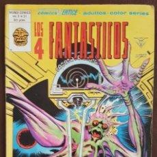 Tebeos: LOS 4 FANTASTICOS, VOL. 3, Nº 31 - VERTICE (1980) - EN BUEN ESTADO. Lote 193618532