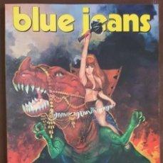 Tebeos: BLUE JEANS Nº 26 (1978) EXCELENTE - VER FOTOS. Lote 193738507