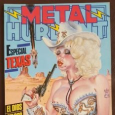 Tebeos: METAL HURLANT, ESPECIAL TEXAS, Nº 39 - EN MUY BUEN ESTADO, VER FOTOS. Lote 193740050