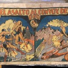 Tebeos: JAIME BAZAN Nº 6 EL ASALTO AL CONVOY DE ORO. Lote 193871825