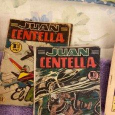 Tebeos: JUAN CENTELLA BOLSILLO Nº 5 Y 28 SE VENDEN SUELTOS. Lote 194098608
