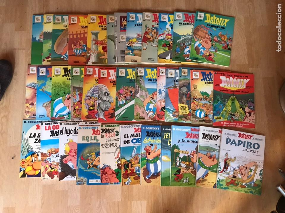 ASTERIX Y OBELIX OBRA ESPECTACULAR (Tebeos y Comics - Tebeos Colecciones y Lotes Avanzados)