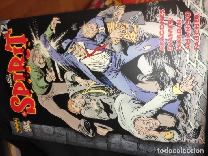 NORMA EDITORIAL THE SPIRIT Nº 12 SERGIO ARAGONÉS. ENTREGO EN MANO EN MADRID (Tebeos y Comics - Tebeos Pequeños Lotes de Conjunto)