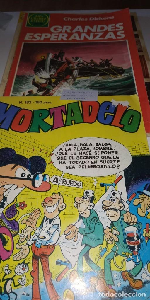 VARIOS TEBEOS Y COLECCIONES (Tebeos y Comics - Tebeos Colecciones y Lotes Avanzados)