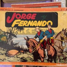 Tebeos: JORGE Y FERNANDO TOMOS Nº 1-2-3-4-5-6 SE VENDEN SUELTOS. Lote 194219577