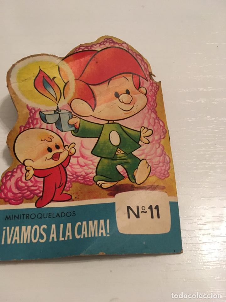Tebeos: CUENTO HALE VAMOS A LA CAMA FAMILIA TELERIN NÚMERO 11 - Foto 2 - 194227008