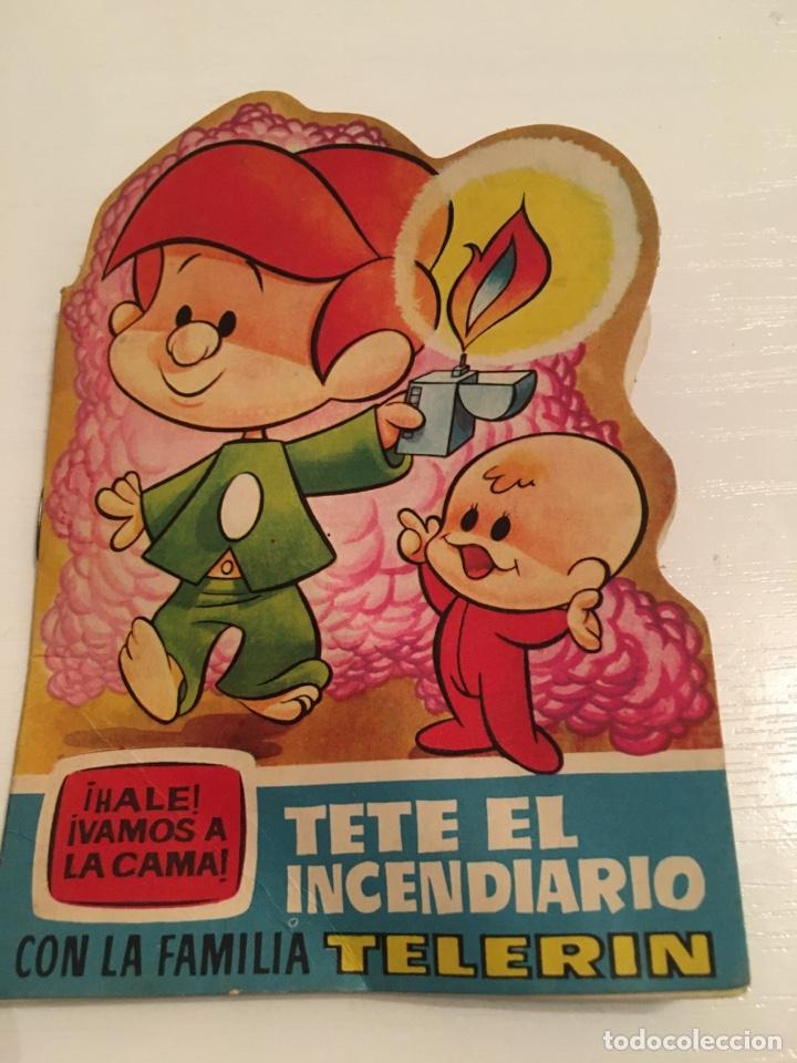 CUENTO HALE VAMOS A LA CAMA FAMILIA TELERIN NÚMERO 11 (Tebeos y Comics - Tebeos Pequeños Lotes de Conjunto)