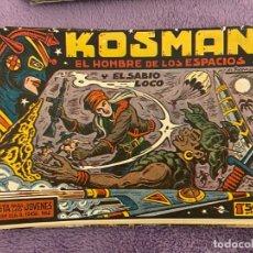 Tebeos: KOSMAN Nº 1-2-4-7-8-9-11-12 Y 14 SE VENDEN SUELTOS. Lote 194257245