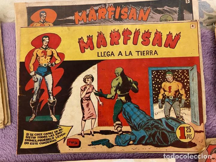 MARFISAN COMPLETA 8 NUMEROS (Tebeos y Comics - Tebeos Colecciones y Lotes Avanzados)