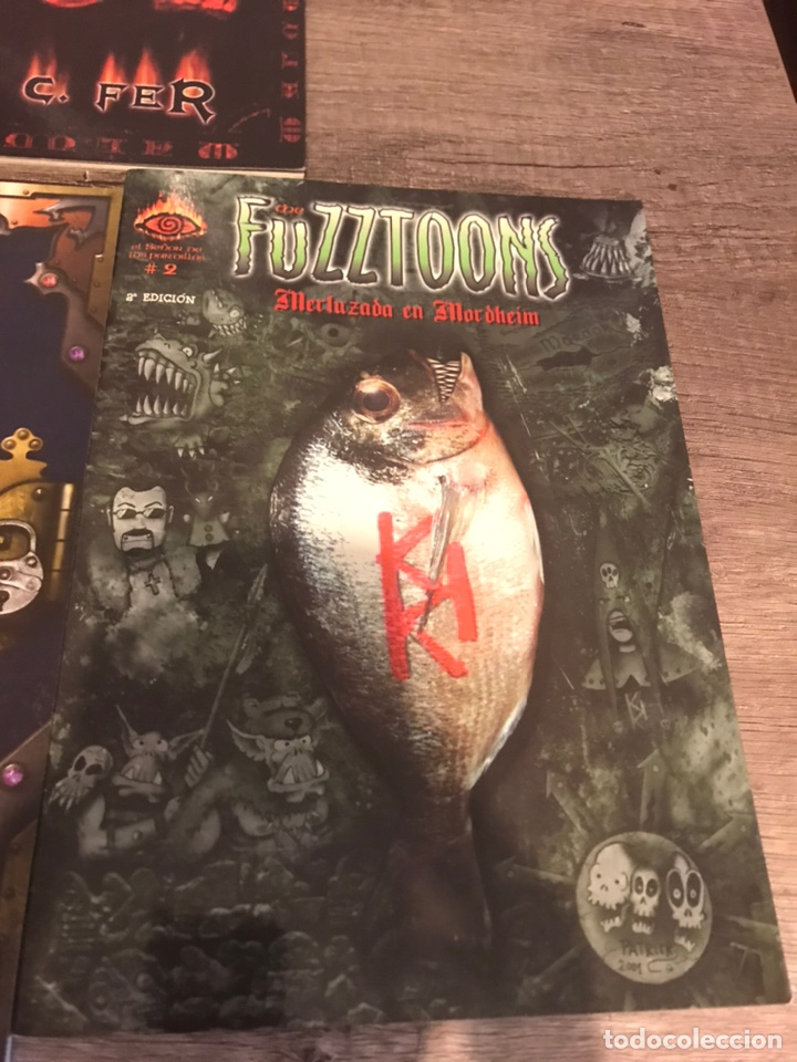 Tebeos: Fuzztoons - Foto 5 - 194501951