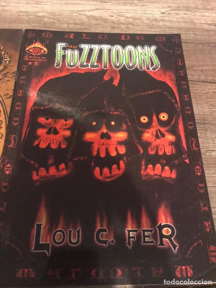 Tebeos: Fuzztoons - Foto 6 - 194501951