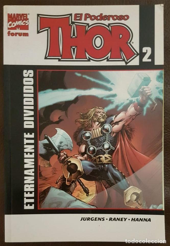 THOR EL PODEROSO VOL. V (5) - Nº 2 - FORUM (2003) (Tebeos y Comics - Tebeos Colecciones y Lotes Avanzados)