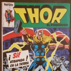 Tebeos: FORUM VOL. 1 THOR EL PODEROSO Nº 19. (1983) - SIF ATRAPADA EN LA TIERRA.. Lote 194521987