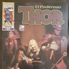 Tebeos: EL PODEROSO THOR VOL. IV (4), Nº 45 FORUM (2002) ULTIMO Nº DE LA COLECCIÓN. Lote 194522937