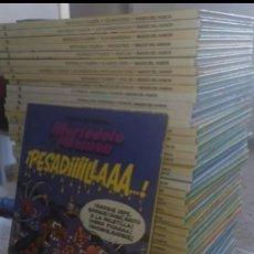 Tebeos: MAGOS DEL HUMOR MORTADELO Y FILEMÓN LOTE DE 44 COMICS OFERTA . Lote 194625650