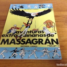 Tebeos: AVENTURAS EXTRAORDINARIAS DE MASAGRAN. E32. Lote 194628657