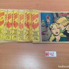 Tebeos: FLECHA Y ARTURO DEL N 2 AL 30. Lote 194639518