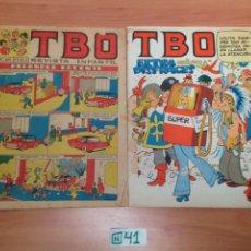 Tebeos: LOTE DE TBO. Lote 194640176