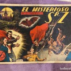 Tebeos: EL MURCIELAGO Nº 3 . Lote 194647647