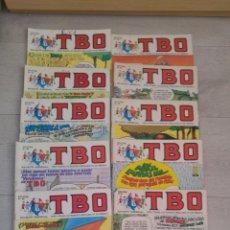 Tebeos: LOTE DE 12 TBO 1988. Lote 194667180