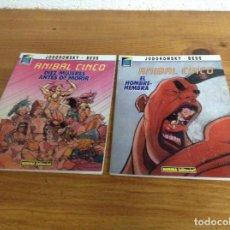 Livros de Banda Desenhada: ANÍBAL CINCO JODOROWSKY Y BESS. Lote 194702746
