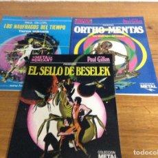 Livros de Banda Desenhada: LOS NÁUFRAGOS DEL TIEMPO GILLON. Lote 194702980