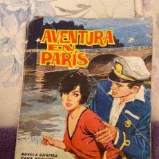 Tebeos: NOVELA GRAFICA AVENTURA EN PARIS . Lote 194744446