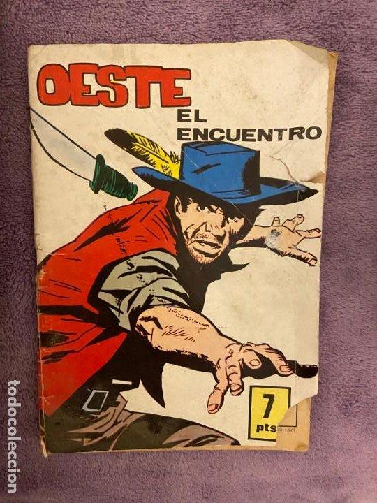 OESTE Nº 8 (Tebeos y Comics - Tebeos Pequeños Lotes de Conjunto)