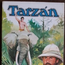 Tebeos: TARZAN LIBRO COMIC, TOMO XLVII (1978) - NOVARO - EXCELENTE. Lote 194751636