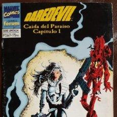 Tebeos: DARE DEVIL, - CAIDA DEL PARAISO, CAPITULO PRIMERO, Nº 2. Lote 194751828