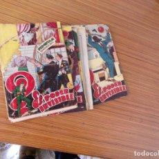 Tebeos: EL PODER INVISIBLE LOTE DE 14 NUMEROS EDITA FERMA. Lote 194774182
