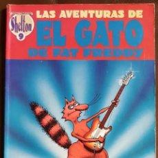 Tebeos: LAS AVENTURAS DEL GATO DE FAT FREDDY Nº 9 - 1ª EDICIÓN(1991) - VER FOTOS. Lote 194873962