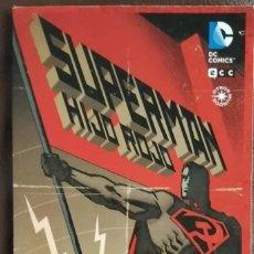 Tebeos: SUPERMAN. HIJO ROJO, DE MARK MILLAR (DC COMICS - ECC) VER FOTOS Y DESCRIPCIÓN. Lote 194875800