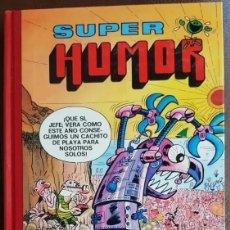 Tebeos: SUPER HUMOR, Nº 7, 1ª EDICIÓN (AGOSTO 1990) EN BUEN ESTADO - VER FOTOS Y DESCRIPCIÓN. Lote 194878060