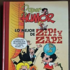 Tebeos: SUPER HUMOR ZIPI ZAPE, Nº 14 (MUY BUENO) VER FOTOS. Lote 194878491