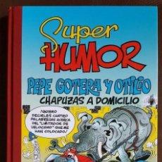 Tebeos: SUPER HUMOR, PEPE GOTERA Y OTILIO Nº 44 -EDICIONES B, 1ª EDICIÓN 2009 -VER FOTOS. Lote 194878997