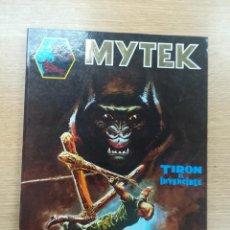 Tebeos: MYTEK (1981) COLECCIÓN COMPLETA (1 RETAPADO - 5 NUMEROS). Lote 194889526