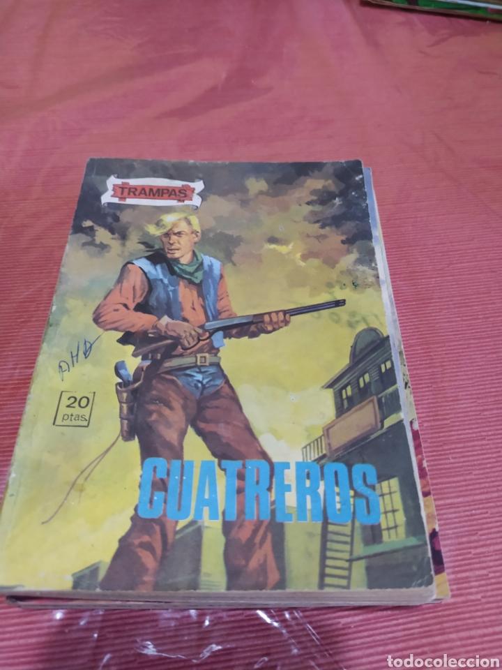 TRAMPAS, CUATREROS (Tebeos y Comics - Tebeos Colecciones y Lotes Avanzados)