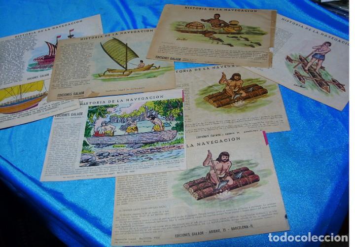 Tebeos: ESPARTACO - LOTE DE 8 TEBEOS ORIGINALES GALAOR 1966 - VER Y LEER DESCRIPCION - Foto 2 - 194965427
