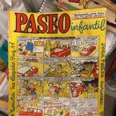Tebeos: PASEO INFANTLL LOTE DE 24 NUMEROS ENTRE EL Nº 1 Y EL 33 SE VENDEN SUELTOS. Lote 194978597