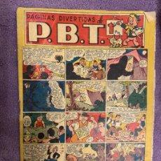 Tebeos: P.B.T. PBT Nº 9 . Lote 194979103