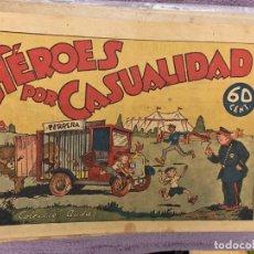 Tebeos: PEPIN Y RUFO Nº 1 Y 2 SE VENDEN SUELTOS. Lote 194979250