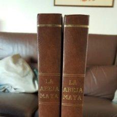 Tebeos: LAS DIVERTIDAS AVENTURAS DE LA ABEJA MAYA - COMPLETA (MUY DIFÍCIL)-BRUGUERA 1978-VER FOTOS Y DPCIÓN.. Lote 194996447