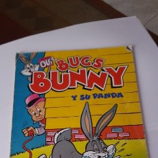 Tebeos: COMIC BUGS BUNNY. Lote 195012088