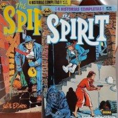 Tebeos: SPIRIT - NORMA, NÚMEROS 37 Y 39. Lote 195068517