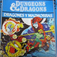 Tebeos: DRAGONES Y MAZMORRAS COLECCION COMPLETA. Lote 195183783