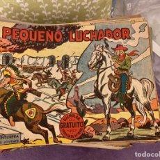 Tebeos: PEQUEÑO LUCHADOR LOTE DE 164 NUMEROS ENTRE EL Nº 1 Y EL 242 SE VENDEN SUELTOS. Lote 195249377