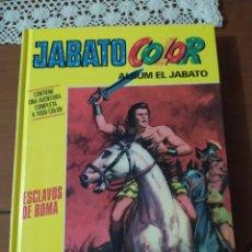 Tebeos: JABATO COLOR, TAPAS DURAS NUEVO. Lote 195250490