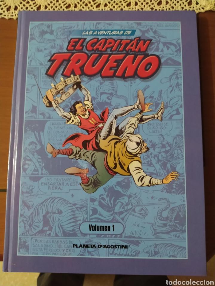 EL CAPITAN TRUENO, VOLUMEN 1 COLOR NUEVO (Tebeos y Comics - Tebeos Colecciones y Lotes Avanzados)